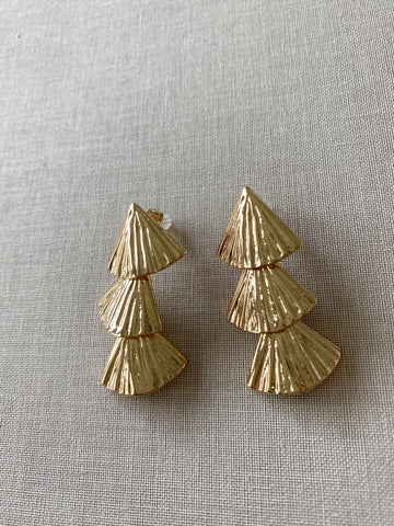 KADEN STATEMENT EARRINGS