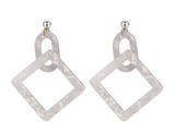 ANNA LINK STATEMENT EARRINGS