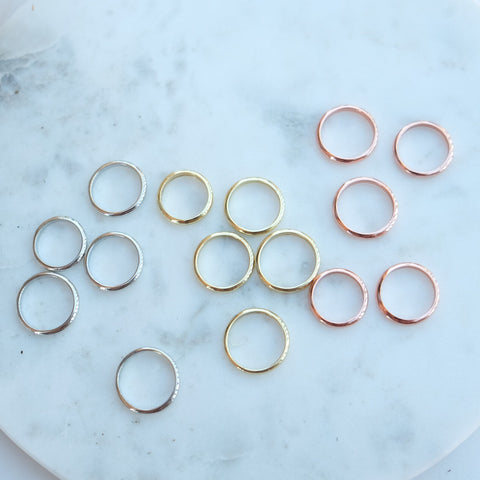 Petite Knuckle Ring Set - HELLO PARRY Australian Fashion Label