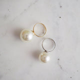 Harriet Oversized Pearl Ring - HELLO PARRY Australian Fashion Label