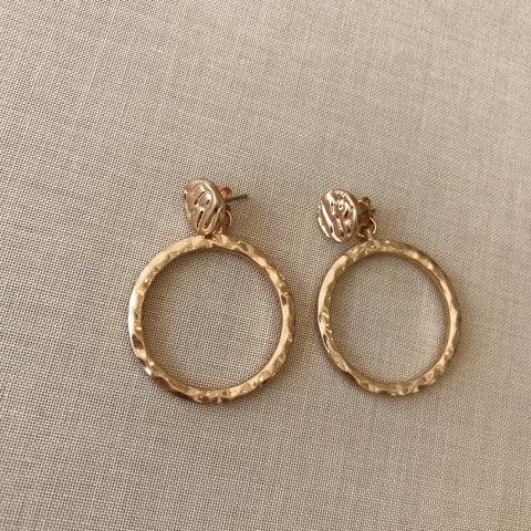 STEFANIA STATEMENT EARRINGS