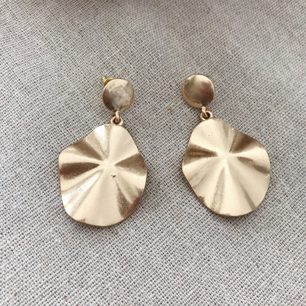 Goldie Statement Earrings