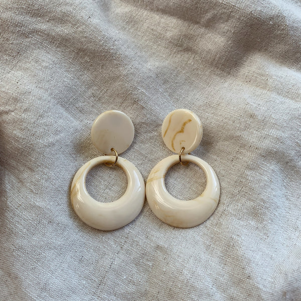 Rosie Acetate Earrings