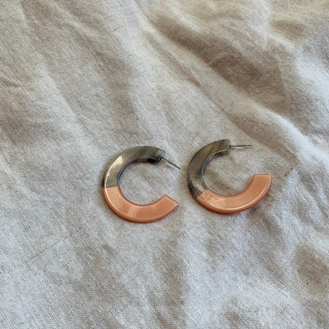 Indy Acetate Earrings