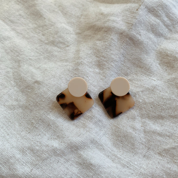 Emily Acetate Earrings