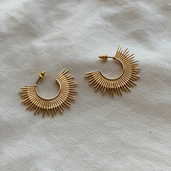 Shani Statement Earrings