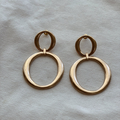 Gloria Statement Earrings