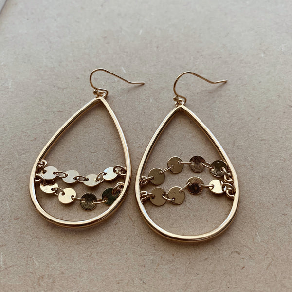 Cara Statement Earrings