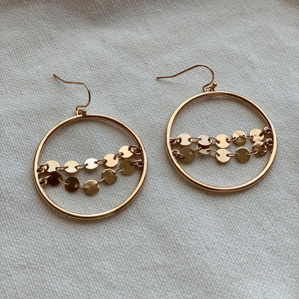 Carla Statement Earrings