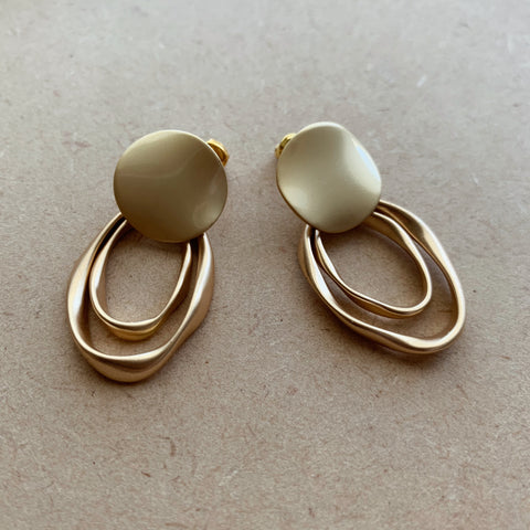 Maddie Statement Earrings