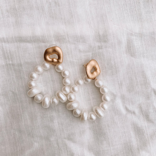 Bambi Statement Earrings