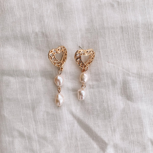 Kenna Statement Earrings