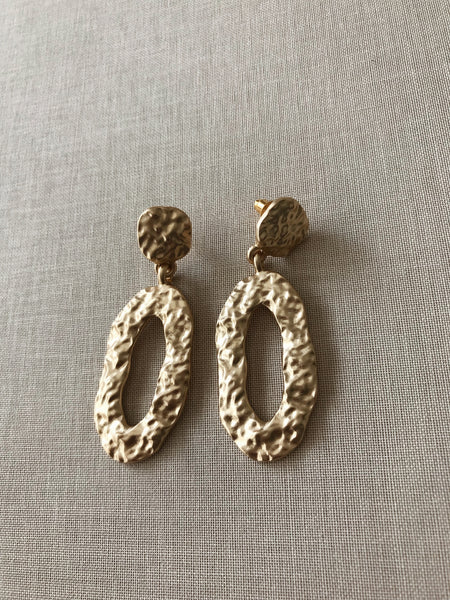ADDISON STATEMENT EARRINGS