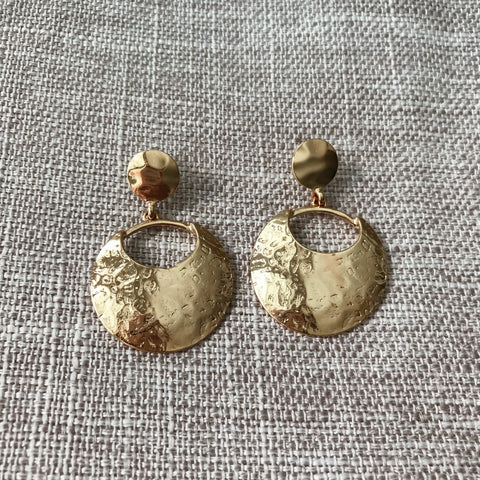 HAZAL STATEMENT EARRINGS