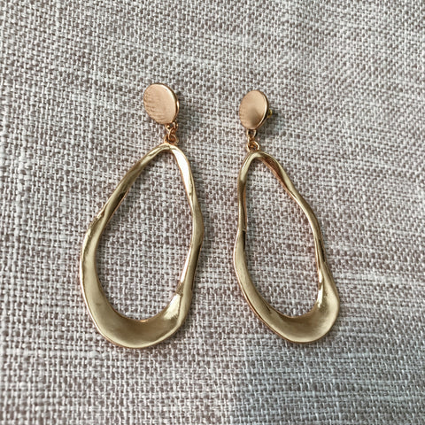 GABRIELLA STATEMENT EARRINGS