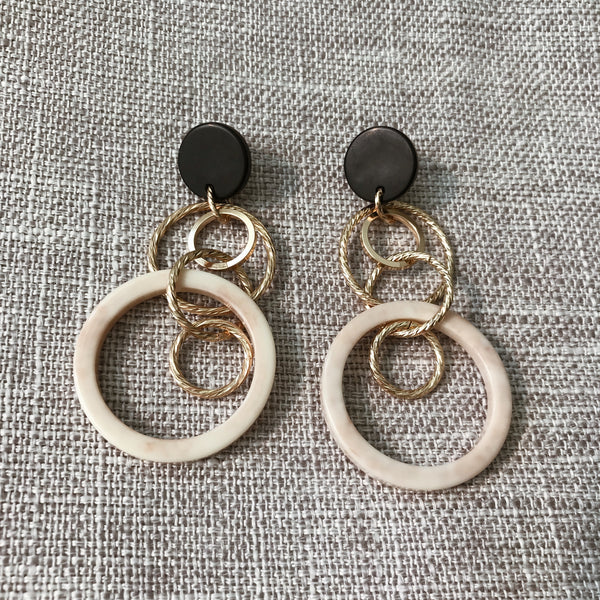 ADELINE STATEMENT EARRINGS