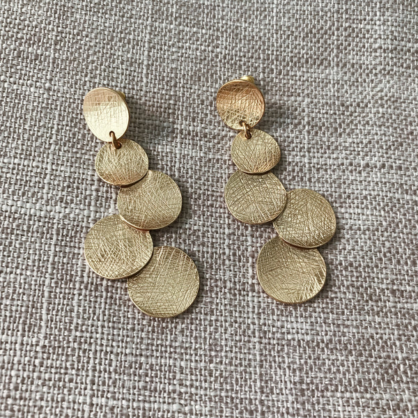 TRACY STATEMENT EARRINGS