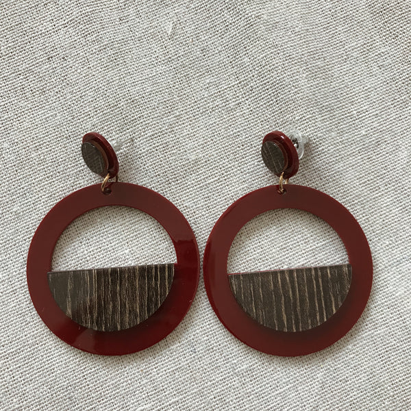 Lucy Statement Earrings
