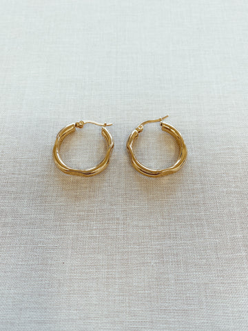 Sabine Irregular Hoops