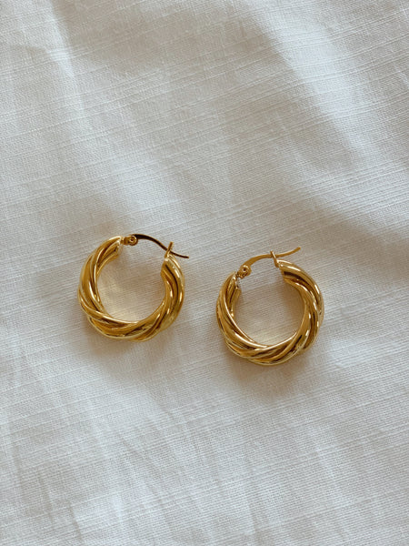 Zahlia Luxe Earrings