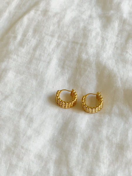 Audrey Luxe Earrings