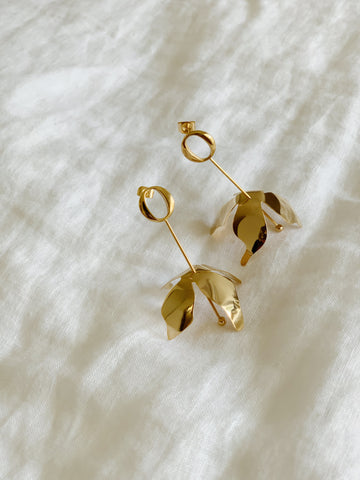 Fleur Luxe Earrings