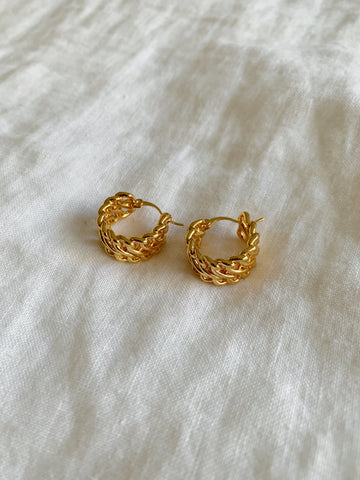 Clara Luxe Earrings