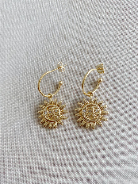 Mya Sun Luxe Earrings