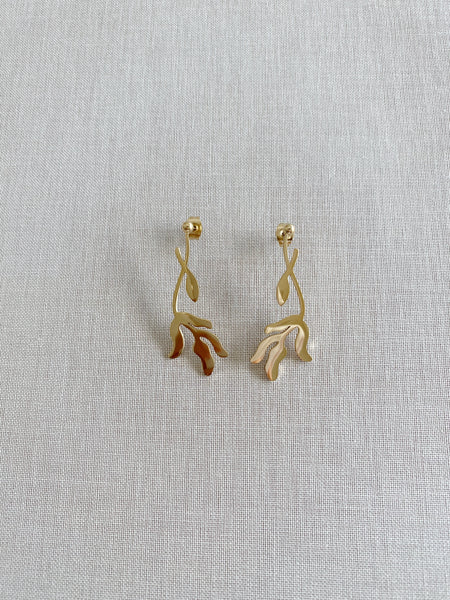 Kora Vine Luxe Earrings