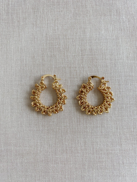 Kayla Chain Luxe Earrings