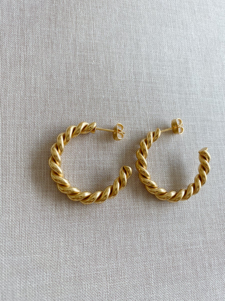 Stormi Coil Luxe Earrings