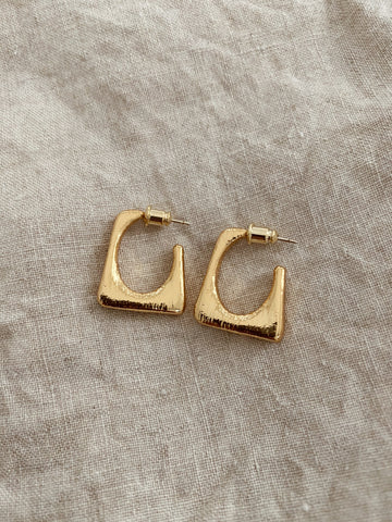 Billy Squared Luxe Earrings