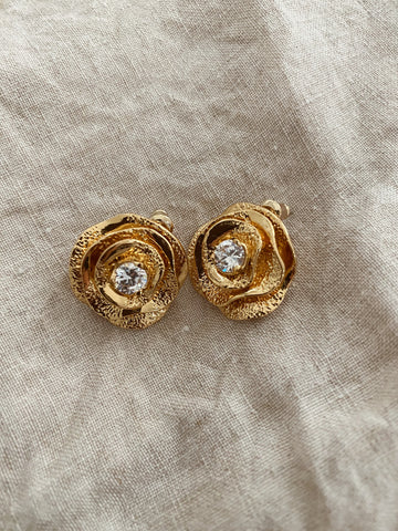 Gala Rose Luxe Earrings