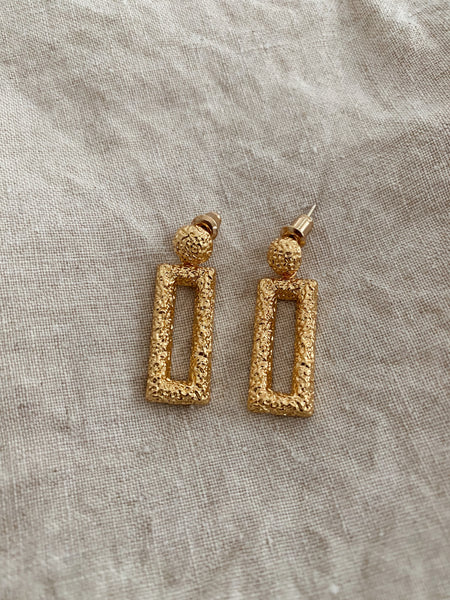 Reva Drop Luxe Earrings