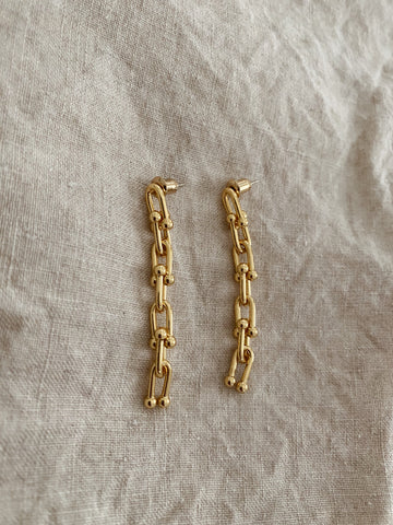 Naia Drop Luxe Earrings