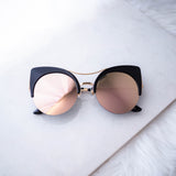Kosovo Cat Eye Sunglasses