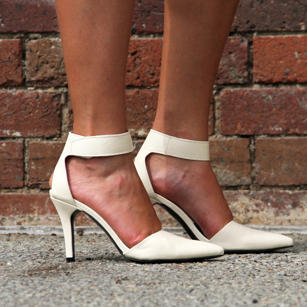Monument Pointy Heels - HELLO PARRY Australian Fashion Label