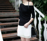 Lori Multiform Black Top
