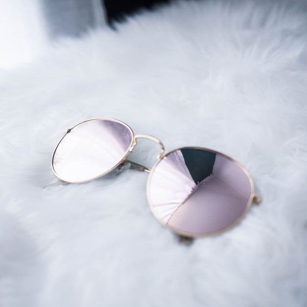 Bulgaria Reflective Sunglasses - HELLO PARRY Australian Fashion Label