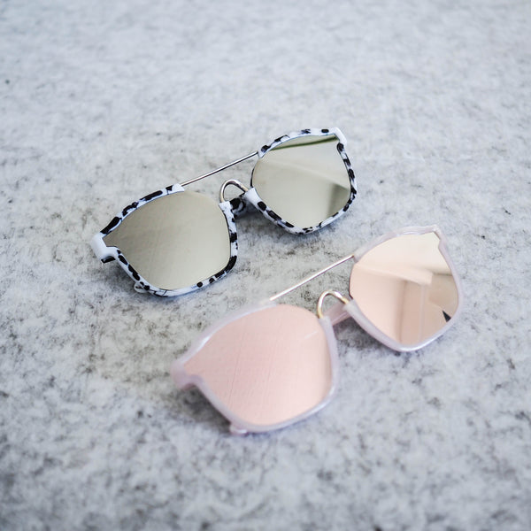 Slovakia Reflective Sunglasses - HELLO PARRY Australian Fashion Label