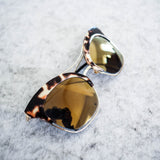 Helsinki Cat Eye Sunglasses