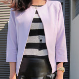 Renee Lilac Tailored Blazer - HELLO PARRY Australian Fashion Label