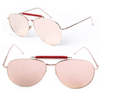 Mexico Mirror Aviator Sunglasses - HELLO PARRY Australian Fashion Label