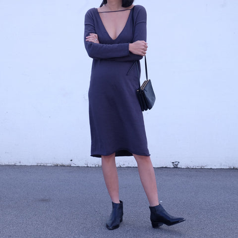 Harry 3 Ways Knit Midi Dress