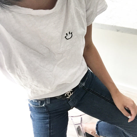 THE HAPPY T-SHIRT