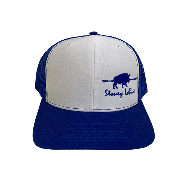 Buffalo Hat - Blue