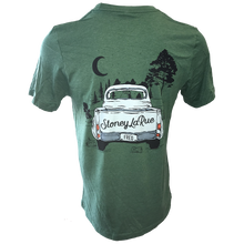 Fred's Truck T-Shirt - Green - SM ONLY