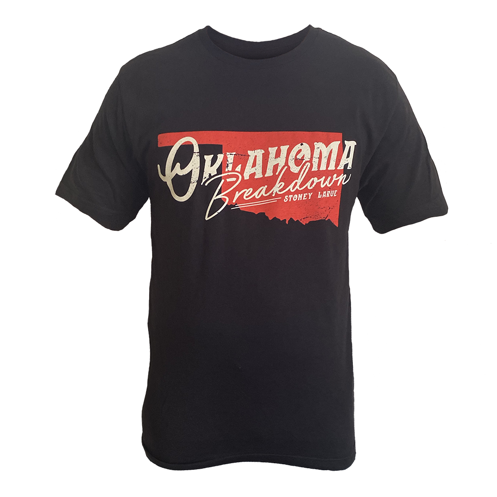 Oklahoma Breakdown 2020 T-shirt