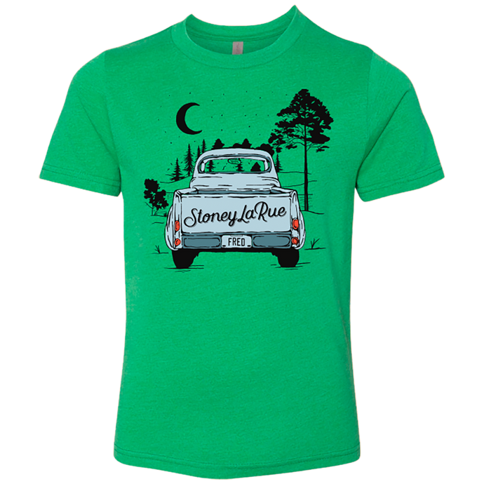 Fred's Truck Youth T-Shirt