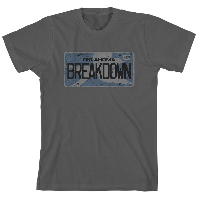 OK Breakdown Tornado T-shirt